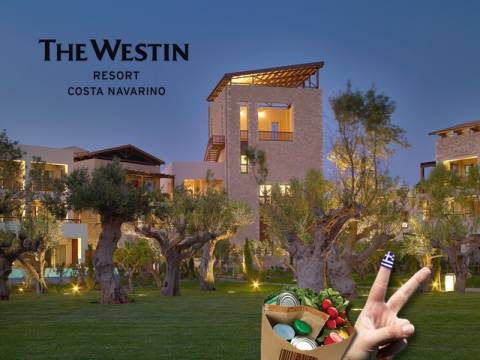 The Westin Resort - Costa Navarino: Η αυθεντική Μεσσηνιακή φιλοξενία