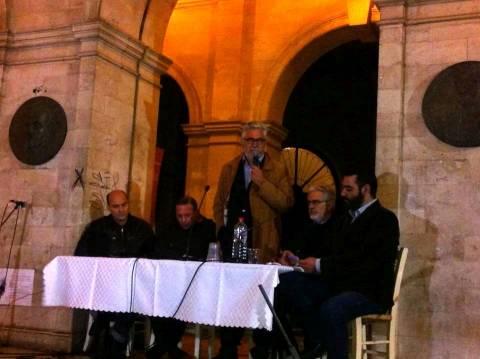 Κρήτη: Συνεχίζονται οι αντιδράσεις για τα χημικά της Συρίας