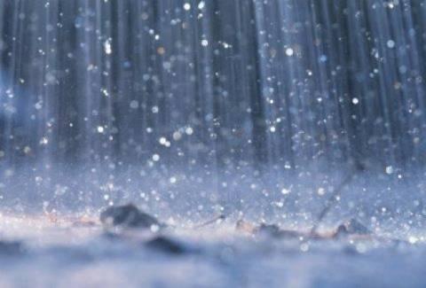 Light showers on Wednesday