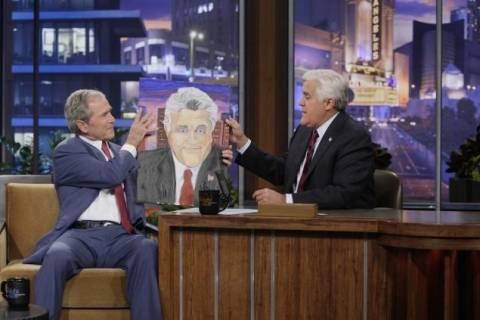 Ο Τζορτζ Μπους το έριξε στη... ζωγραφική και διοργανώνει έκθεση
