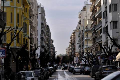 A Street in Thessaloniki has its own show!