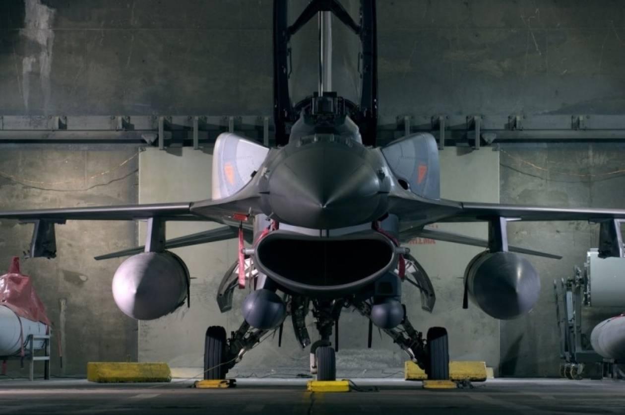 Συνεκπαίδευση Ελλήνων και Αμερικανών αεροπόρων στην 115 Πτέρυγα Μάχης