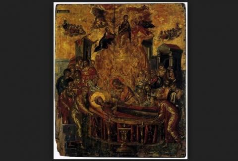 Από τη Σύρο στο Τολέδο η «Κοίμηση της Θεοτόκου» του Δ.Θεοτοκόπουλου