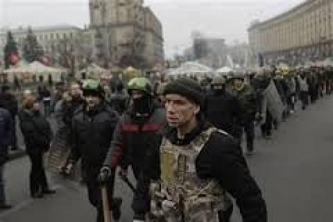 Ουκρανία: Ένας νεκρός, πιθανότατα από φυσικά αίτια (vid)