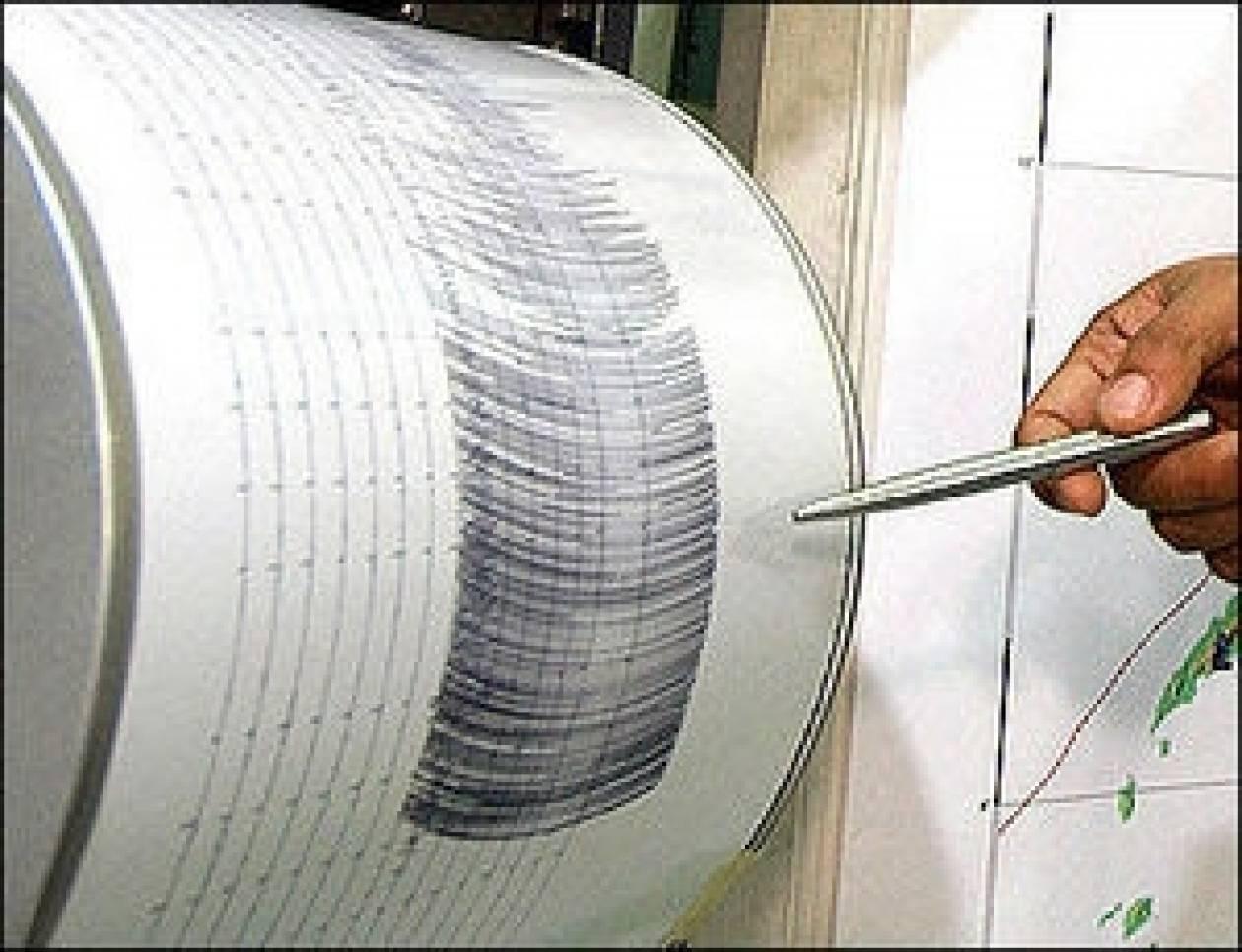 4 Richter earthquake in Κozani