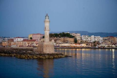 Weird noise upsets Chania