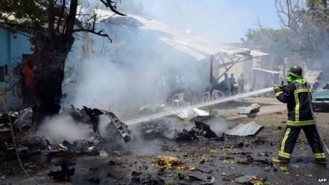 Σομαλία:12 οι νεκροί από την επίθεση αυτοκτονίας στη Μογκαντίσου