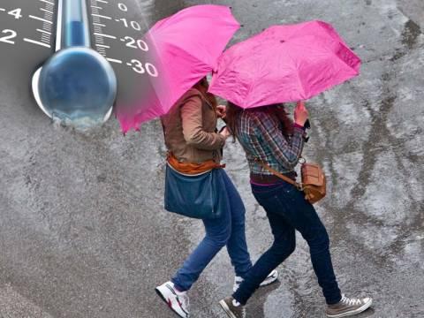 Με βροχές και χιόνια το τριήμερο της Καθαράς Δευτέρας