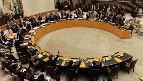Σύγκληση του Συμβουλίου Ασφαλείας του ΟΗΕ απόψε
