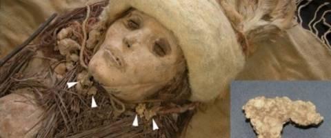Μούμιες ηλικίας 3,800 ετών θαμμένες με το... σνακ τους