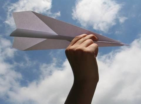 Κάντε μια σαΐτα να πετάει ασταμάτητα! (video)