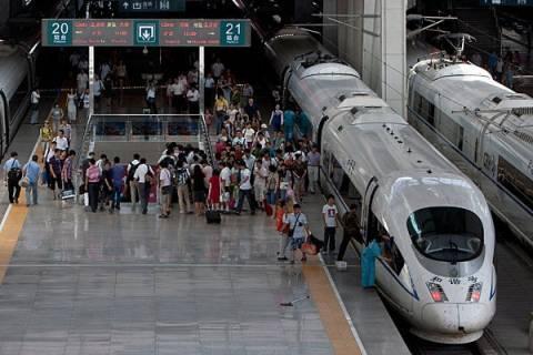 Μακελειό με 27 νεκρούς σε κινεζικό σταθμό τρένων