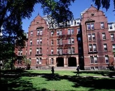 Ομιλία του Δ.Αβραμόπουλου στο Χάρβαρντ