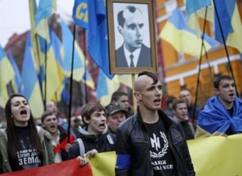Οι Ουκρανοί ναζί καλούν τον ισλαμοφασίστα Ουμάροφ κατά της Ρωσίας!