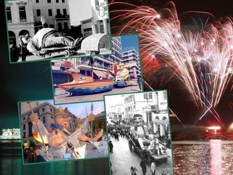 185 χρόνια Πατρινό Καρναβάλι! (φωτό+βίντεο)
