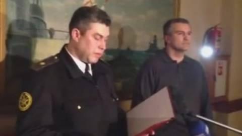 Πίστη στη Ρωσία από τον αρχηγό του ουκρανικού στόλου
