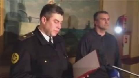 Καθαιρέθηκε και διώκεται ο ναύαρχος της Ουκρανίας (βίντεο)