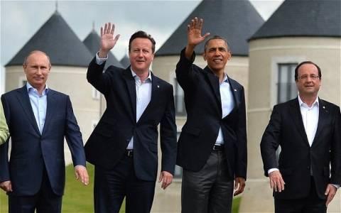 Γερμανία: Η Ρωσία δεν πρέπει να αποβληθεί από τους G8