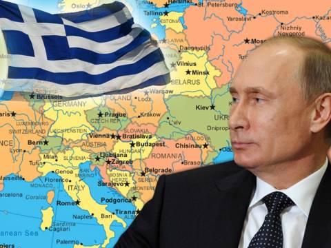 Ρωσία και Πούτιν η μόνη λύση για την Ευρώπη και την Ελλάδα