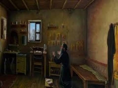 'Αγιο Ορος: Oι μοναχοί αποσύρθηκαν στα κελιά τους για προσευχή