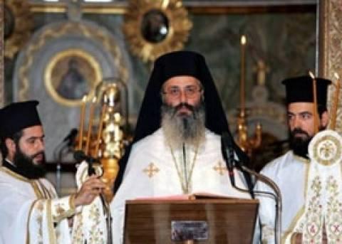 Μητροπολίτης Αλεξανδρούπολης: Με την πίστη θα ξεπεράσουμε την κρίση