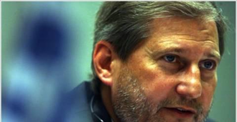Ενδείξεις ανάκαμψης για την Ελλάδα βλέπει ο επίτροπος Χαν