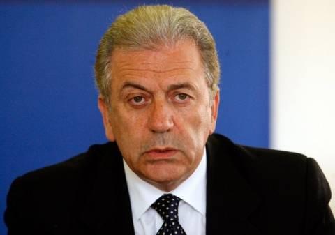 Παρέμβαση Αβραμόπουλου για Ουκρανία