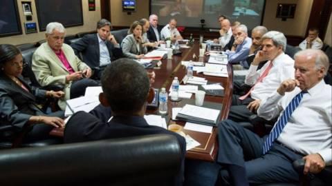 Ο Ομπάμα κάλεσε σε σύσκεψη τους κορυφαίους αξιωματούχους του