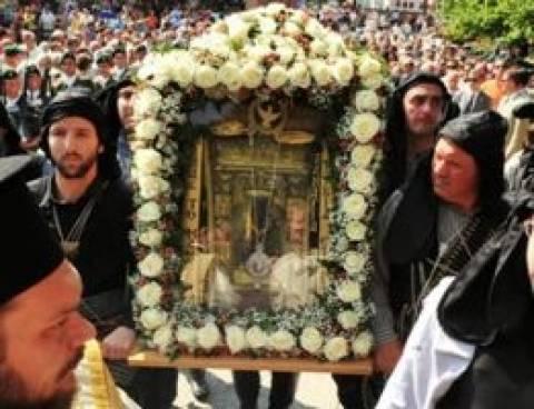 Οι Τούρκοι θέλουν την εικόνα της  Παναγίας Σουμελάς στην Τραπεζούντα