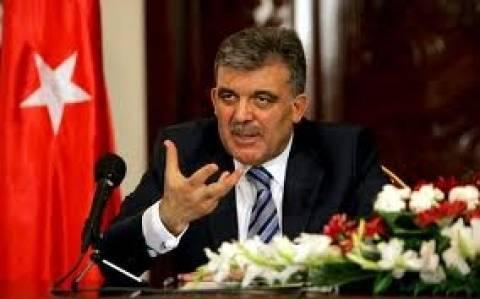 Τουρκία: Αξιολόγηση για τη διαφθορά ζητά ο Γκιούλ