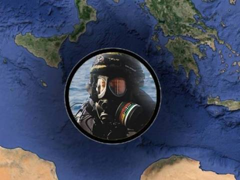 Tons of chemicals will be destroyed in Mediterranean Sea