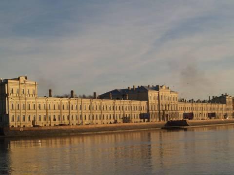 Ρωσία: Πυρκαγιά στην Ακαδημία Καλών Τεχνών της Αγίας Πετρούπολης
