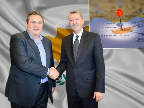Καμμένος: Ούτε δίκαιη ούτε βιώσιμη η λύση του Κυπριακού