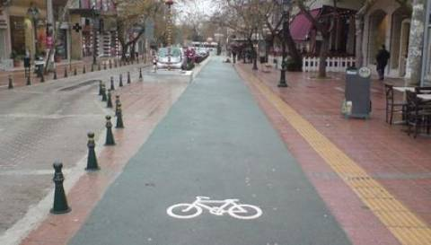 Θεσσαλονίκη: Επεκτείνεται ο ποδηλατόδρομος της Τούμπας