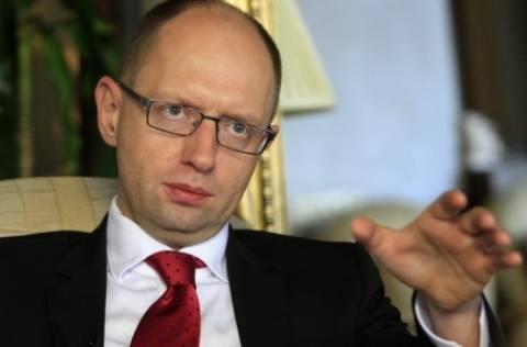 Γιατσενιούκ: Είμαστε σε διαβουλεύσεις με τη Ρωσία