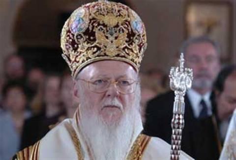 Οι ευχές του Βαρθολομαίου στον ουκρανικό λαό
