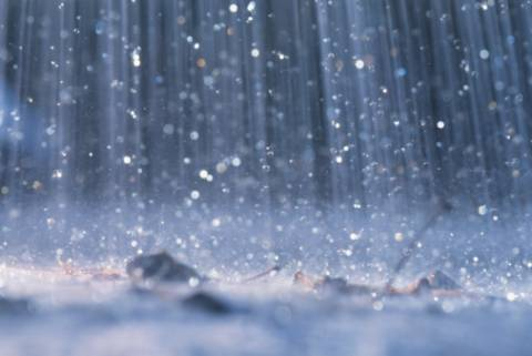 Rainy weather on Wednesday
