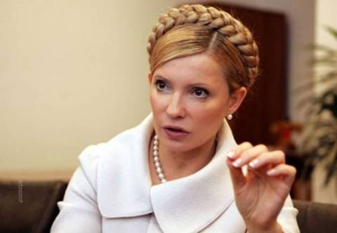 Τιμοσένκο: Να επιβληθούν οικονομικές κυρώσεις στη Ρωσία