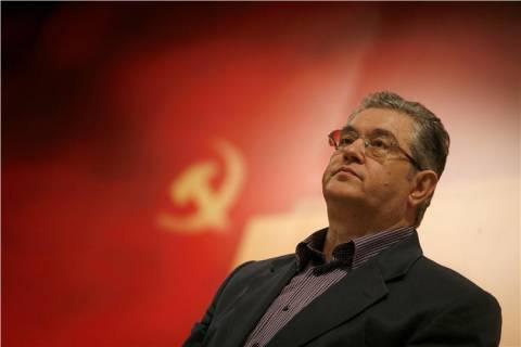 Κουτσούμπας: Κίνδυνος από την εμπλοκή της Ελλάδας στην Ουκρανία
