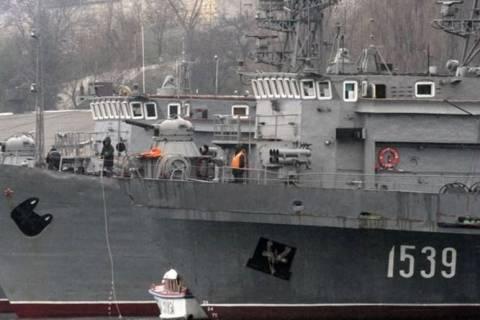 Ουκρανία: Αποτυχημένη «απόπειρα κατάληψης» πλοίου στη Σεβαστούπολη