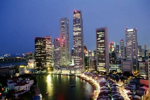 The most expensive city in the world is...