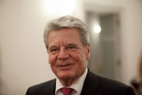 Στην Αθήνα ο γερμανός πρόεδρος
