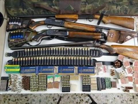 Μίνι οπλοστάσιο στα Χανιά