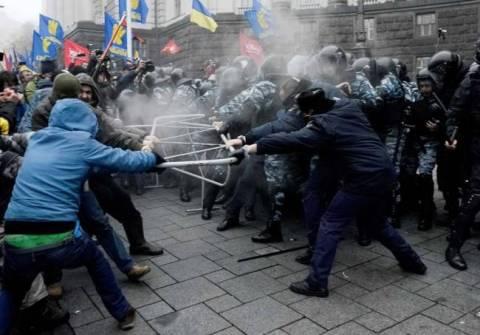 Rally of Ukrainian students in Thessaloniki