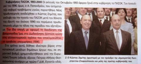 Βιβλίο Γυμνασίου: Τα Ίμια τα διεκδικούν Ελλάδα και Τουρκία!