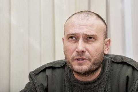 Russia: Ukrainian nationalist leader Yarosh internationally wanted