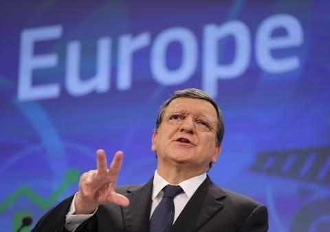 Μπαρόζο: Βοήθεια 11 δισ. ευρώ θα προσφέρει η ΕΕ στην Ουκρανία