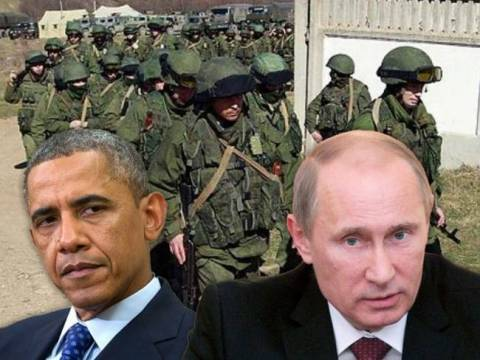 """Americans' """"retreat"""" after the demonstration of force from Moscow"""