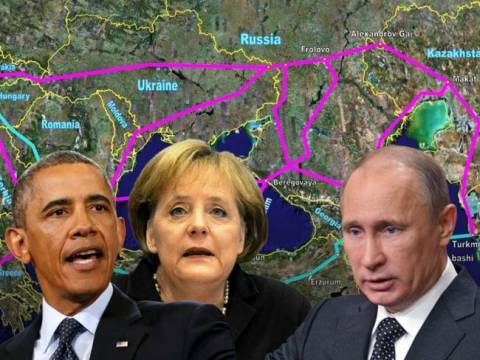 Putin 'drags' the West