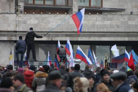 Διαψεύδει ο ΟΗΕ την «ομηρεία» του ειδικού απεσταλμένου στην Κριμαία